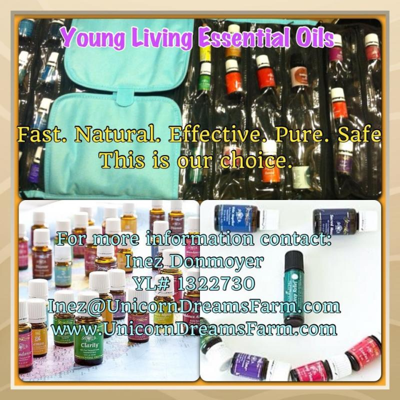 Young Living Essential Oils~ Start Living!